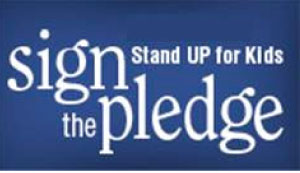 Stand Up For Kids Pledge - Chautauqua County Child Advocacy Program