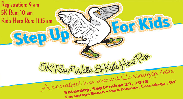 2018 Step Up For Kids 5 K Run/Walk